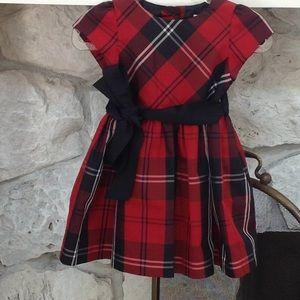 NWT Ralph Lauren infant dress